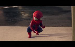 Spiderman Vs Аmazing Baby