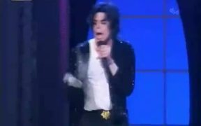 Physical Action Michael Jackson Reference Footage