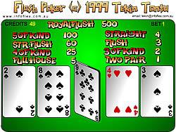 Flash Poker Games
