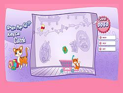 Soda Pop Girls - Kitty Cat Catch Game