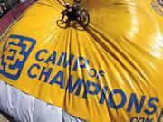 Big Air Bag Tour. Camp Of Champions