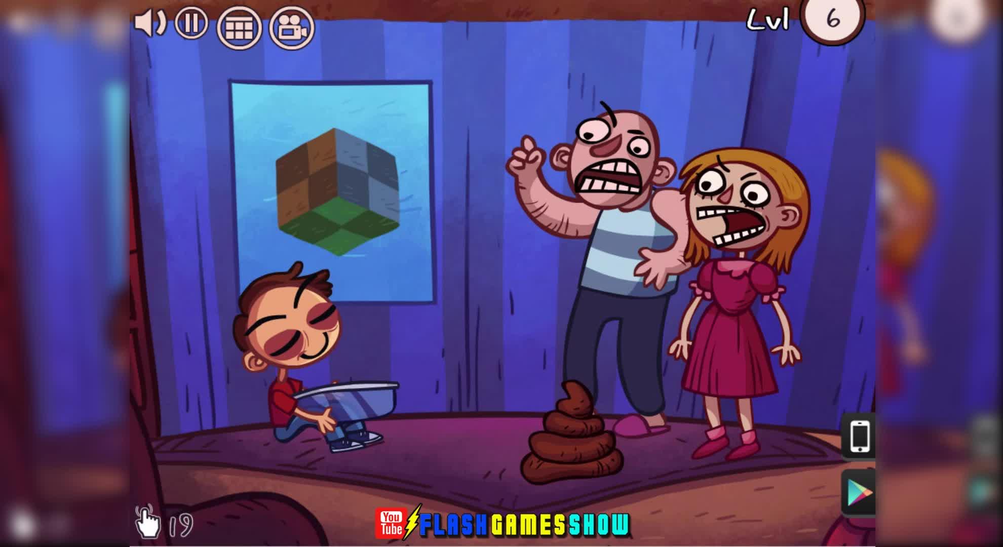 Troll Face Quest Video Games Walkthrough Video Watch at Y8