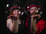 Jugglin' Bubblers