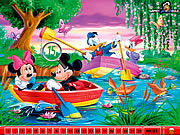 Hidden Numbers - Mickey Mouse