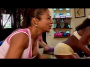 Get In Shape, Exercise With Tiffany Rothe