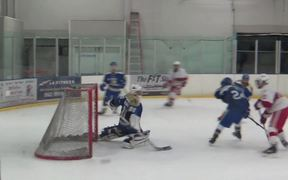 Santa Margarita Eagles' JV Ice Hockey Team