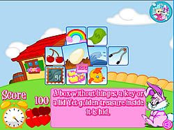Cute's Riddle Game