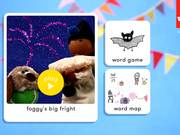Foggy's Big Fright Extra Features and Games