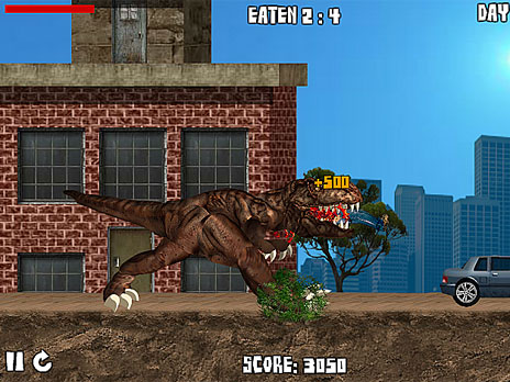 New York Rex Game - Play online at Y8.com