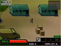 Agent Combat