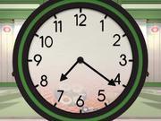 Bright Ninja: Tells Time