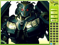 Transformer - Find The Numbers
