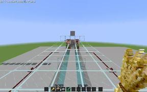 Minecraft Pig Race
