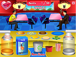 burger shop games