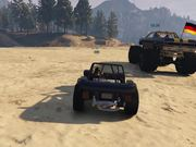 Grand Theft Auto V Mountain Drift