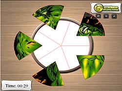 Pic Tart - Hulk