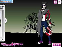 Boy Vampire