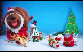 The Secret Life of Pets Holiday Trailer