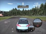 Interactive Car Audio System in a 3D Game