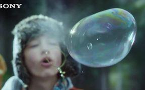 Sony Commercial: Ice Bubbles in 4K