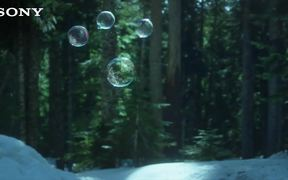 Sony Commercial: Ice Bubbles in 4K