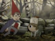 CN Commercial: Over the Garden Wall