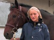 Aqua Equine Treadmill with Camilla Speirs