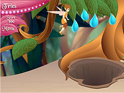 Trouble In Pixie Hollow