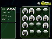 Ninjas - Memroy Balls
