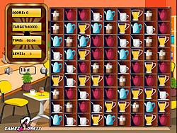 Cafe Swap Puzzle