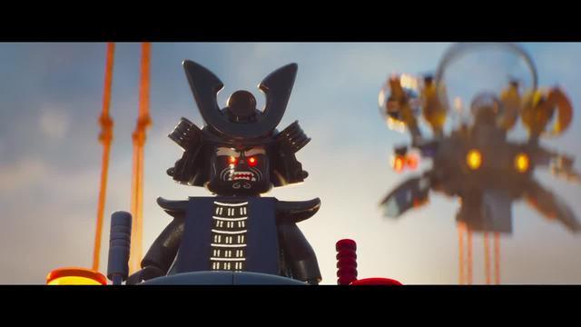 The LEGO NINJAGO Movie Trailer Video - Watch at Y8.com