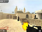Counter Strike Source game