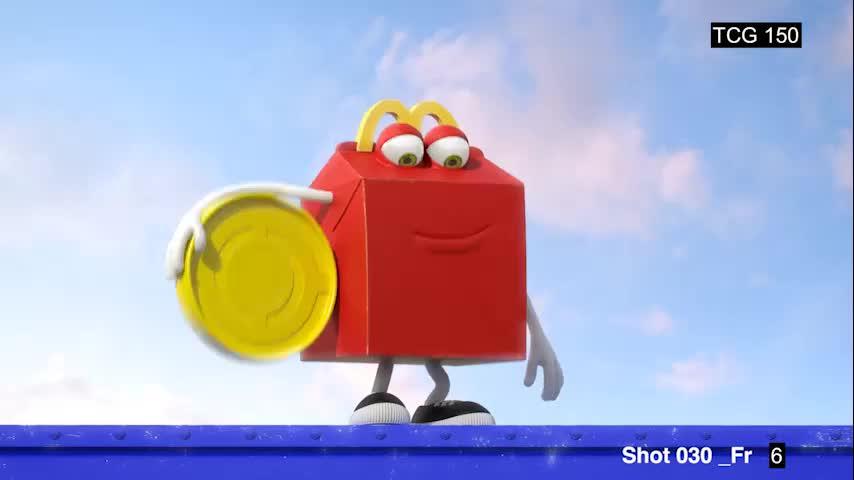 McDonalds Hasbro Connect 4 Video - Watch at Y8.com