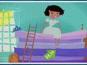 Happy Sending Fairy Tales:The Princess and the Pea