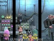 Michael Ryan - Animation Reel 2014