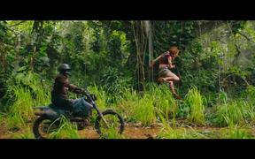 Jumanji: Welcome To The Jungle Official Trailer