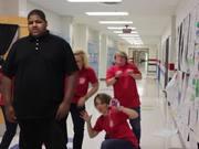 FIS Teachers Dancing