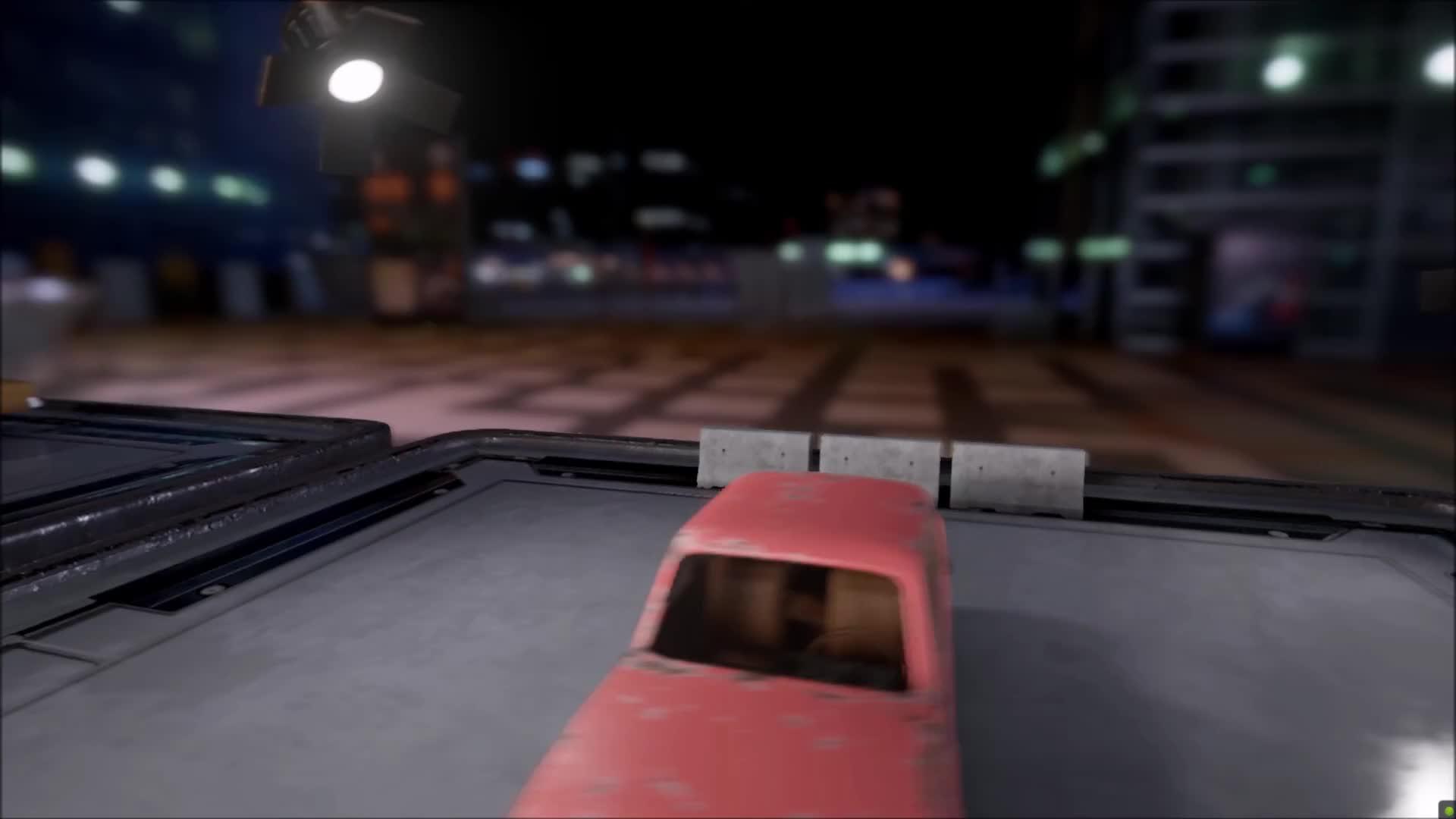 Car Destruction in Unreal Engine Video Watch at Y8