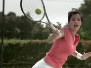 Voltarol Commercial: Tennis