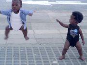 Evian Video: Baby & Me