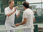 Mars Commercial: Tennis