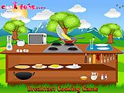 Breakfast Cooking Game
