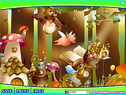 Magic Forest Decoration