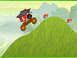 Kung Fu Panda 2 - Crazy Driver