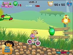 Dora's Bike Ride
