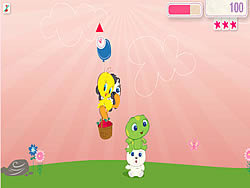 Tweety's Pickin' Tower Game