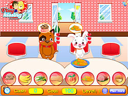 Pet Food Restaurant