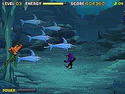 Aquaman Defender of Atlantis