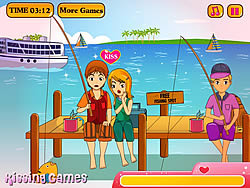 Lovely Dock Vacation Game