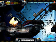 Outer Space Explorer Game